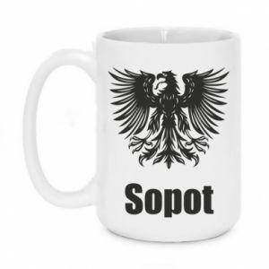 Kubek 450ml Sopot - PrintSalon