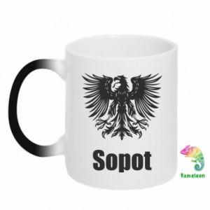 Magic mugs Sopot