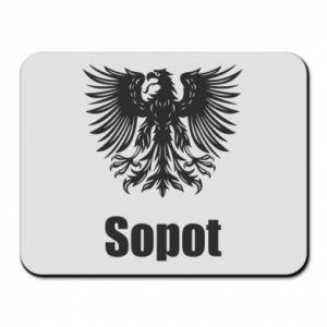 Podkładka pod mysz Sopot - PrintSalon