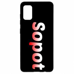 Samsung A41 Case Sopot