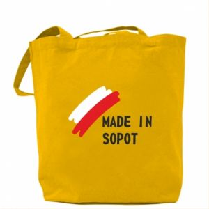 Torba Made in Sopot - PrintSalon