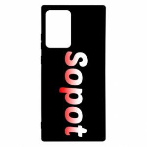 Samsung Note 20 Ultra Case Sopot