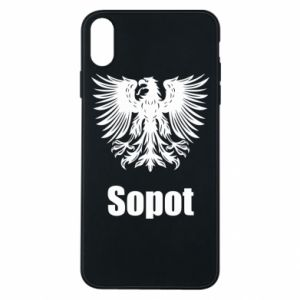 Phone case for iPhone Xs Max Sopot