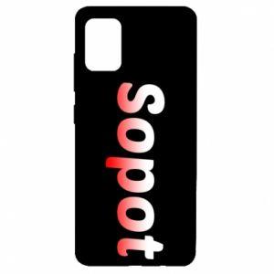 Samsung A51 Case Sopot