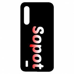 Xiaomi Mi9 Lite Case Sopot