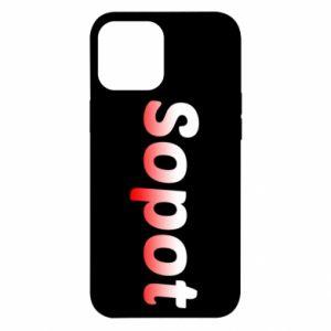 iPhone 12 Pro Max Case Sopot