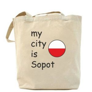 Torba My city is Sopot