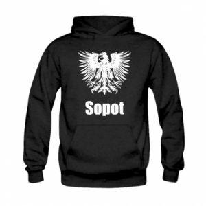 Bluza z kapturem dziecięca Sopot