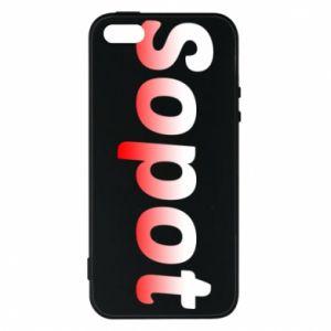 Etui na iPhone 5/5S/SE Sopot