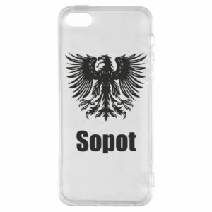 iPhone 5/5S/SE Case Sopot