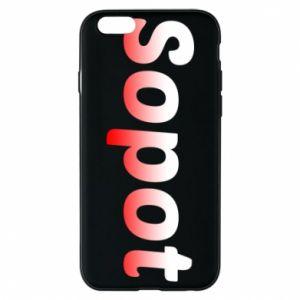 Etui na iPhone 6/6S Sopot