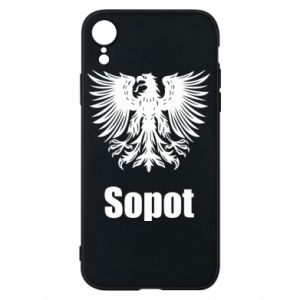 iPhone XR Case Sopot