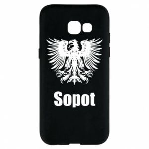 Etui na Samsung A5 2017 Sopot - PrintSalon
