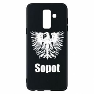 Phone case for Samsung A6+ 2018 Sopot