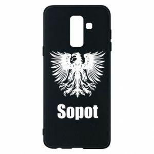 Etui na Samsung A6+ 2018 Sopot