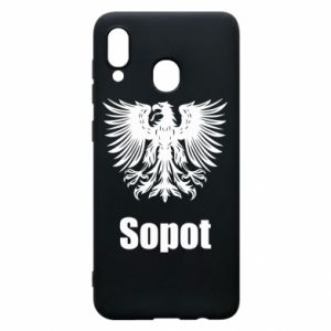 Phone case for Samsung A20 Sopot