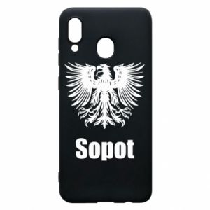 Phone case for Samsung A30 Sopot