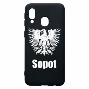 Samsung A40 Case Sopot