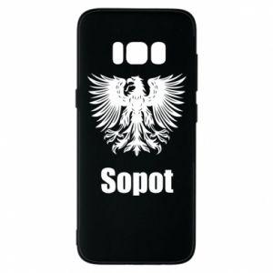 Etui na Samsung S8 Sopot - PrintSalon