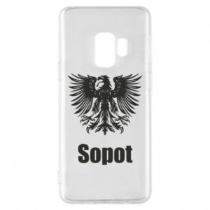 Phone case for Samsung S9 Sopot