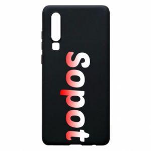 Huawei P30 Case Sopot