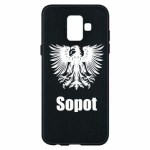 Etui na Samsung A6 2018 Sopot - PrintSalon