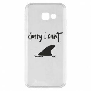 Etui na Samsung A5 2017 Sorry i can't