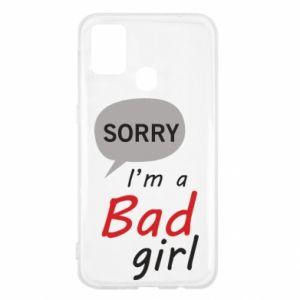 Etui na Samsung M31 Sorry, i'm a bad girl