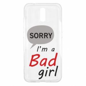 Etui na Nokia 2.3 Sorry, i'm a bad girl