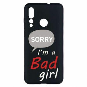 Etui na Huawei Nova 4 Sorry, i'm a bad girl