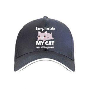Cap Sorry, i'm late