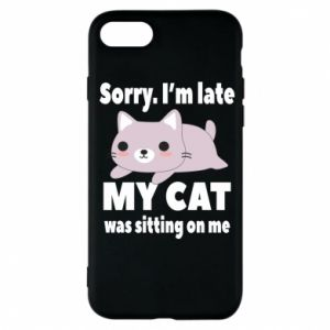 iPhone 7 Case Sorry, i'm late