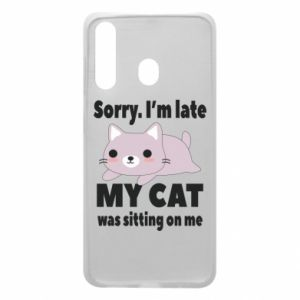 Samsung A60 Case Sorry, i'm late