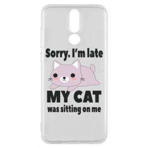 Etui na Huawei Mate 10 Lite Sorry, i'm late