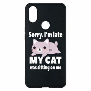 Phone case for Xiaomi Mi A2 Sorry, i'm late
