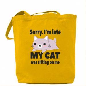 Torba Sorry, i'm late