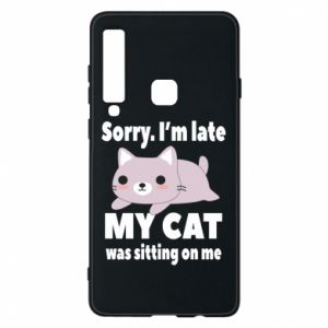 Samsung A9 2018 Case Sorry, i'm late