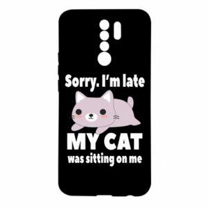 Xiaomi Redmi 9 Case Sorry, i'm late
