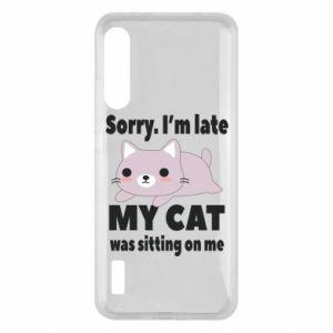Xiaomi Mi A3 Case Sorry, i'm late