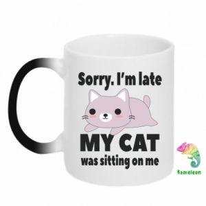 Magic mugs Sorry, i'm late