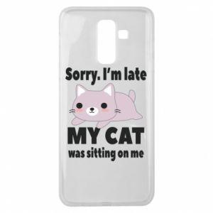 Samsung J8 2018 Case Sorry, i'm late