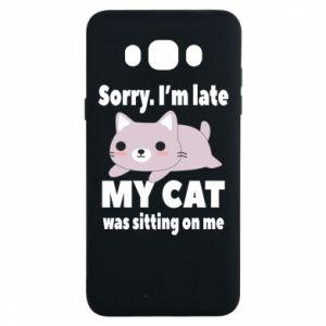 Samsung J7 2016 Case Sorry, i'm late