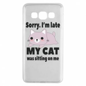 Samsung A3 2015 Case Sorry, i'm late