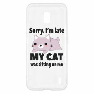 Nokia 2.2 Case Sorry, i'm late