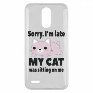 Lg K10 2017 Case Sorry, i'm late