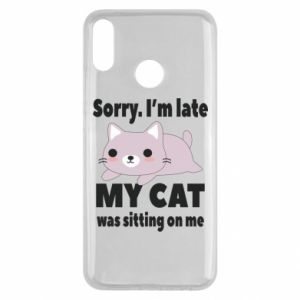 Huawei Y9 2019 Case Sorry, i'm late