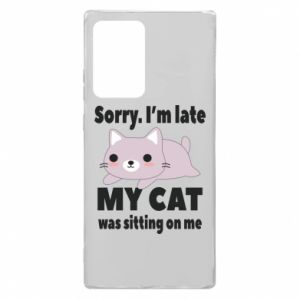 Samsung Note 20 Ultra Case Sorry, i'm late