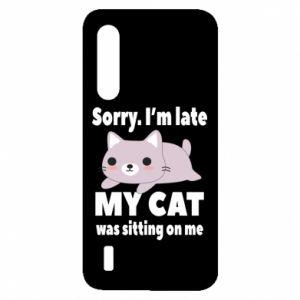 Xiaomi Mi9 Lite Case Sorry, i'm late