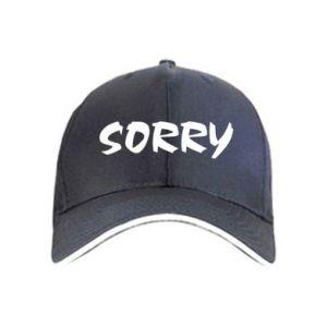 Czapka Sorry