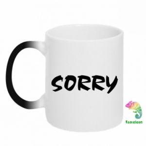 Kubek-magiczny Sorry